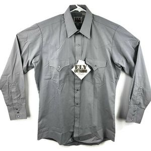ely cattleman Shirts - Ely Cattleman Western Pearl Snap Shirt NEW